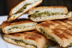 roasted artichoke & spinach vegan panini. Added to my keeper recipe list. Very good, but makes a TON for one person. Added a tomato before toasting for some sweetness.
