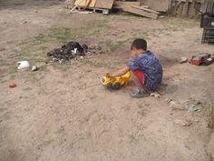 Pobreza extrema en Durango.