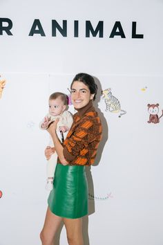Man Repeller partnered with The Animals Observatory for our most adorable event yet. Stylish Mens Fashion, Womens Fashion, Fashion Trends, Fashion Hair, Fashion Fashion, Stylish Outfits, Fashion Ideas, Fashion Inspiration, Unitards