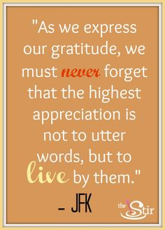 10 Memorable Thanksgiving Quotes to Remind Us What the Holiday Really Means