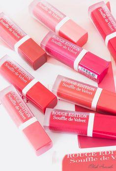 Sorte de rouge à lèvres foncé