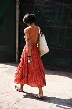 On the Street…Summer in the City, New York