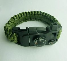 15 in 1 Multifuctional Survival Bracelet