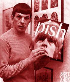 Spock's favourite album by Sketchaganda The Brian Jonestown Massacre Anton Newcombe