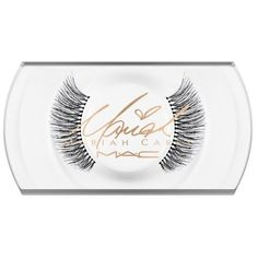 Mac Dont Shame Me Mariah Carey Eye Lashes (€16) ❤ liked on Polyvore featuring beauty products, makeup, eye makeup, false eyelashes and mac cosmetics
