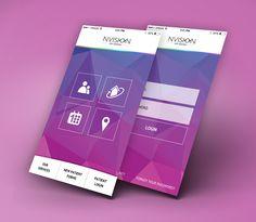 UI Design for health clinic app on Behance