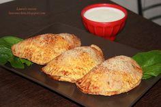 Reteta Empanadas cu carne de pui si ciuperci din categoria Aperitive cu carne