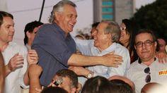 Oposição derrotou governo nas maiores cidades, diz Caiado