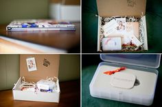 Photography Packaging - Myrian Peery Photography