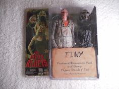 "The Devil's Rejects Tiny 9"" Action Figure Original (unopened)"