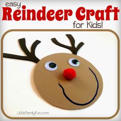 Little Family Fun: Christmas Crafts
