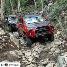 2017 Toyota row with TRD Pro Front end 4runner 2015, Toyota 4runner Trd, Toyota 4x4, Toyota Trucks, Overland 4runner, Toyota Girl, Toyota Tacoma, Corvette C3, Chevrolet Camaro