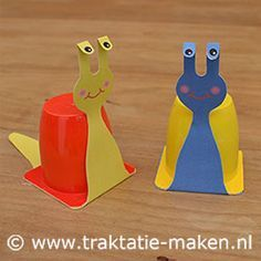 Yogurt cup crafts for kids Kids Crafts, Cup Crafts, Summer Crafts, Fall Crafts, Diy And Crafts, Arts And Crafts, Paper Crafts, Snail Craft, Yogurt Cups