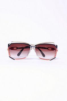 3ae9e5e8fa1 Vintage Cazal Sunglasses  100