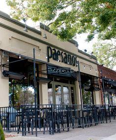 Paesanos Restaurant, 1806 Capitol Avenue, Sacramento