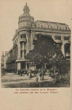 Commerces-Immarcescibles: Le grand Bazar - A la Ménagère - Nouvelles Galeries…