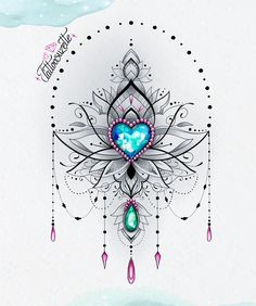 Lotus Mandala Tattoo, Tattoos Mandala, Tattoos Geometric, Mandala Tattoo Design, Tattoo Design Drawings, Henna Tattoo Designs, Flower Tattoo Designs, Badass Tattoos, Sexy Tattoos