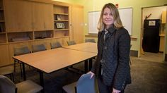 Set to open within a few weeks, the room will not be a place to inject drugs or get high, say health providers. Instead, a nurse will monitor heroin users as they come down from the drug's effects.