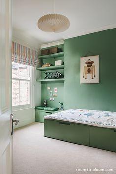Children's room interior design | toddler room | Room to Bloom