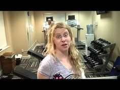 Residence Inn by Marriott we give you a special tour of their exercise room! It's truly your home away from home when you are on the road traveling with kids and your dogs....all the comforts of home! www.thestatenislandfamily.com