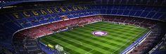 Camp Nou to jeden z obowiązkowych punktów każdej wycieczki po #Barcelona