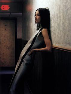 Mariacarla Boscono for French Revue de Modes
