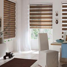 Dekorative Fenstergestaltung leicht gardinen rollos weiß ...
