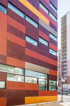 commercial complex facade - Google Search