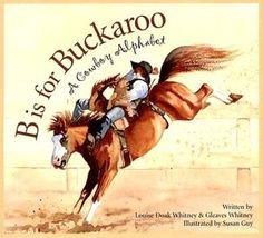 B Is for Buckaroo: A Cowboy Alphabet Cowboy Theme, Cowboy Art, Western Theme, Western Art, Cowboy Western, Vintage Cowboy Nursery, Western Nursery, Wild West Theme, Old West
