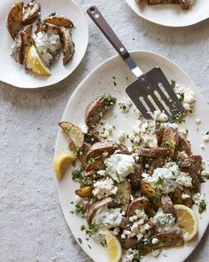 Tzatziki Greek Fries