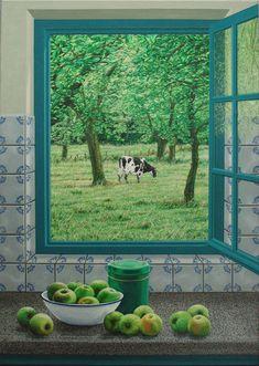 venster www.pauljansenkunstschilder.nl