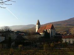 Spitz, Austria. by Hayley.W