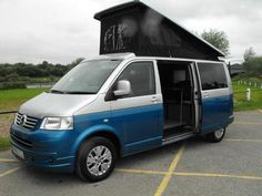 2007 VOLKSWAGEN AUTO LWB SIDE CONVERSION POP TOP CAMPER VAN MOTORHOME Diesel In Lowdham