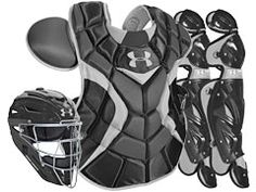 Under Armour Victory Catchers Gear Set Softball Gear 7ad56ac82a