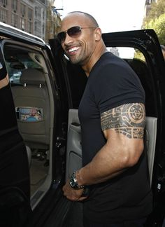 Dwayne The Rock Johnson Girlfriend | Dwayne The Rock Johnson Pictures 2011 | All About Hollywood