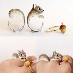 #anillos #animalitos