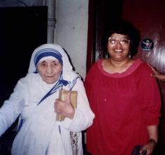 "In the third of her four-part Partridge India Blog series, Nilu N Gavankar continues her fascinating account of her meeting with Mother Theresa. She describes the 15 minutes they sat together as being ""almost like peaceful meditation time"" for her."