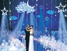 starry nights prom - Google Search