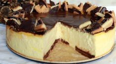 Cheesecakes, Sweets, Baking, Easy, Food, Gastronomia, Rezepte, Sweet Pastries, Bread Making