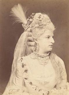 Amalie in Bavaria, neé Coburg