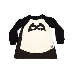 Rock Your Baby Tots Masked Crusader Tee