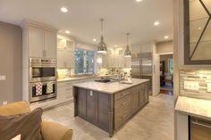 42 top kitchens dark brown images in 2019 cherry finish cabinet rh pinterest com