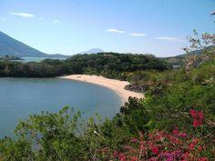 El Sur de Honduras también es un paraíso... Playa Guayaba Dorada ubicada a 78 kilómetros de Tegucigalpa, en la carretera que comunica con Amapa, Honduras