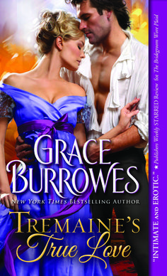 Virtual Book Tour & Giveaway For Tremaine's True Love (True Gentlemen,#1) By Grace Burrowes