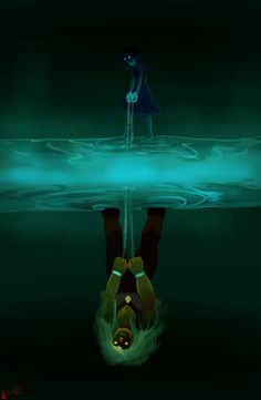 Steven Universe - Lapis Lazuli and Jasper