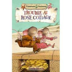Tumtum and Nutmeg Trouble at Rose Cottage: Amazon.ca: Emily Bearns: Books