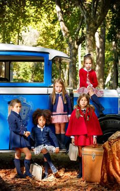 A Perfect Day Near the Beach Cute Little Girl Dresses, Cute Little Girls, Cute Kids, Girls Dresses, Fashion Kids, Cute Fashion, Girl Fashion, Princess Closet, A Perfect Day