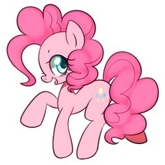 Pinkie pie ! by Marenlicious.deviantart.com on @deviantART