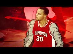 The Dance Never Ends when it comes to former Davidson College Men's Basketball star Stephen Curry! Basketball Videos, Basketball Tricks, Basketball Games, Basketball Players, Stephen Curry Davidson, Davidson College, Basketball Highlights, Curry Basketball, Basketball Equipment