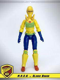 G.I. Joe - Cobra Customs :: M.A.S.K. - Gloria Baker